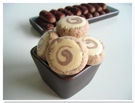 Kestane kurabiye tarifi(resimli anlatım)