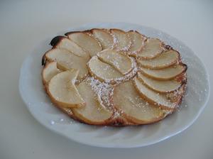 Apfelfladen