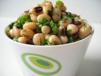Vignabohnensalat